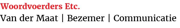 Woordvoerders Etc. Logo