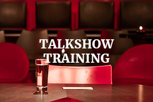 Talkshow Training